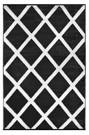 black and white diamond rug. diamond black and white rug - greendecore.co.uk 1