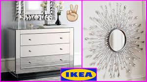 ikea mirrored furniture. DIY Mirrored Furniture IKEA Hacks. ROOM DECOR. Easy Crafts Ideas At Home Ikea B