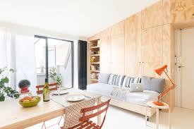 Batipiin Flat by studioWOK seating area