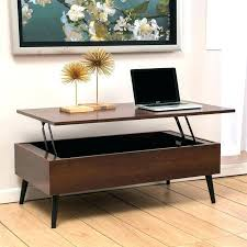 coffee table with lift top and storage coffee table with pull up top coffee table hinged coffee table with lift top and storage