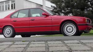 BMW 3 Series bmw m5 1990 : bmw m5 e34 rot 1990 - YouTube