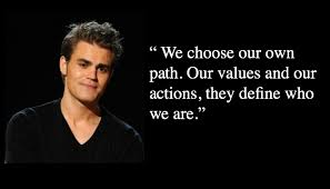 The vampire was a complete change from the usual. Best 23 Stefan Salvatore Quotes Nsf Music Magazine