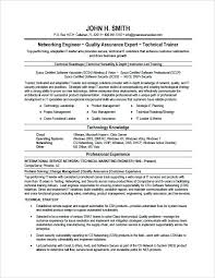 Resume For Network Engineer Best Network Security Engineer Resume