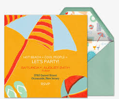 Free Pool Party Invitations | Evite.com