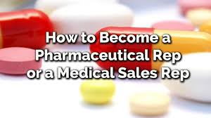 how to become a pharmaceutical rep how to become a pharmaceutical rep or a medical sales rep youtube