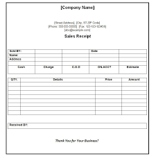 example receipt template receipt of payment receipt format receipt template