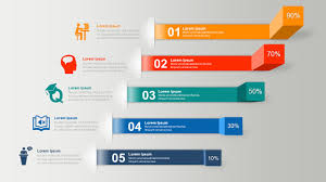 Infographics For Powerpoint Horizontal Shelves Powerpoint Infographics