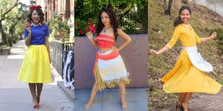 13 diy disney princess costumes for a fairytale