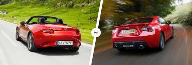 Mazda MX-5 vs Toyota GT86 and Subaru BRZ | carwow
