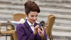 michelle gomez interview doctor who shows bbc asia bbc doctor who s9
