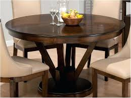 42 round dining table with leaf iconic furniture cinnamon company inch