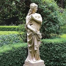 outdoor garden statues. Outdoor Garden Statues Decor Photograph Dorset Maiden Outd N