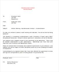 Safety Warning Letter Template 9 Free Word Pdf Format Download