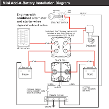 cole hersee smart battery isolator wiring diagram lovely pac mini pac wiring diagram at Mini Pac Wiring Diagram