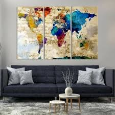 affordable oversized wall art