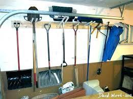 garden tool storage garden tool racks you can easily make small garden tool storage shed garden shed tool storage