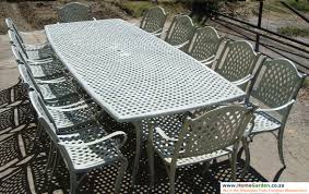 metal outdoor furniture south africa. st victoria 12 seater trepezium set ggf128+ggf1686 metal outdoor furniture south africa c