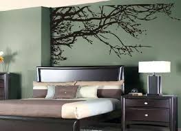 Large Wall Decals For Bedroom Green Wallpaper Wall Decal Large Background  Branch Tree Brown Bedroom Furniture Design Home Large Wall Decals For  Living Room ...