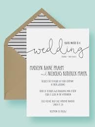 Wedding Invitation Templates With Photo 16 Printable Wedding Invitation Templates You Can Diy