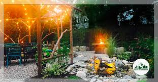 create your own personal outdoor paradise