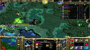 warcraft 3 frozen throne dota 1 youtube