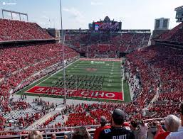 Ohio Stadium Concert Seating Chart Ohio Stadium Section 5 C Seat Views Seatgeek