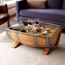 wood barrel furniture. wine barrel coffee table 17450 wood furniture