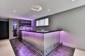 wet bar lighting. modern bar etobicoke wet lighting