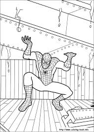 Spiderman_55 spiderman coloring pages on coloring book info on spider man images coloring pages