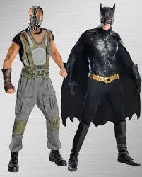 batman villain costumes. Delighful Villain Bane And Batman In Villain Costumes D