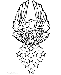 010 printable eagle drawings printable eagle drawings and coloring pages 010 on printable coloring picture of an eagle
