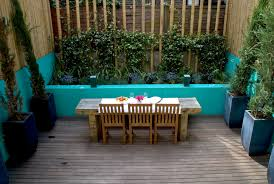 Small Picture Decked roof garden design Chelsea London Earth Designs Garden