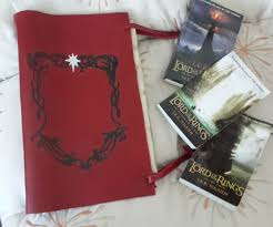 Small Picture Lord Of The Rings Search Results Red Book Westmarch Hobbit Leather
