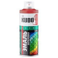 """Краска <b>KUDO</b> """"SATIN RAL"""", акриловая, бордо, <b>RAL 3005</b> ..."""