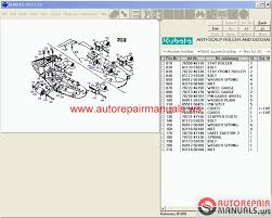 kubota zd28 wiring diagram wiring diagram auto repair manual kubota tractors construction utility wiring diagram