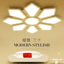 Moderne Led Plafonniers Luminaires Lamparas De Techo Chambre