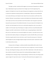 reflection essay on internship internship reflection essay