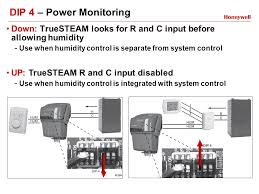 "module 5 wiring and controls truesteamâ""¢ humidification systems 5 dip"