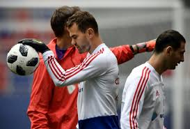 <b>Akinfeev</b> out to save host Russia's World Cup blushes - SHINE News
