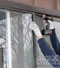 aluminum sliding glass doors