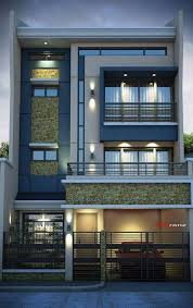 Decorate Apartment Exterior Unique Design