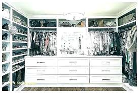walk in closet island with drawers dresser ideas