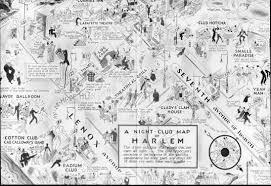 A Night Club Map Of 1930s Harlem Big Think