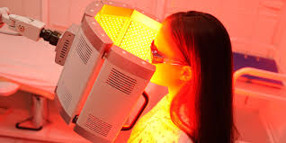 laser and led light therapy treatments