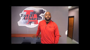 Dwight Johnson CEO of Total Athlete Sports Complex - YouTube