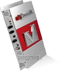 visonik vbpkw amplifier subwoofer loaded in an product visonik vb210pkw