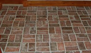 magnificent brick pattern vinyl floor tiles brick look sheet vinyl flooring