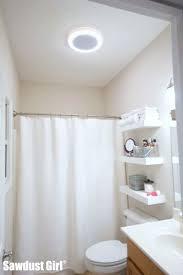 bluetooth speaker led light bathroom