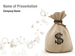 Money Background For Powerpoint Money Sack Powerpoint Templates Money Sack Powerpoint Backgrounds