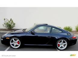 Midnight Blue Metallic 2006 Porsche 911 Carrera S Coupe Exterior ...